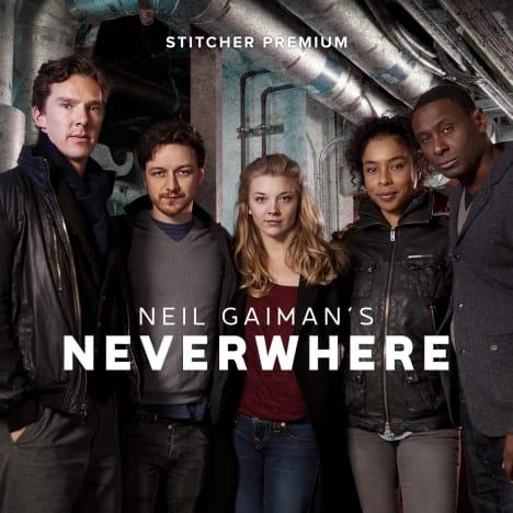 Neverwhere Radio Play Cast