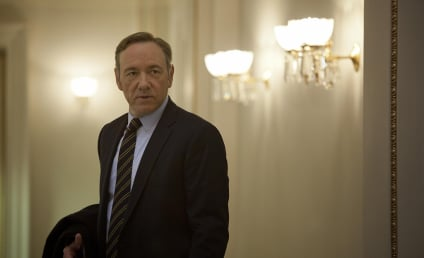 House of Cards: Kevin Spacey Fired!