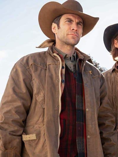 Jamie Goes Cowboy - Yellowstone