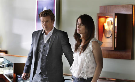 Jane Gets Sidelined - The Mentalist