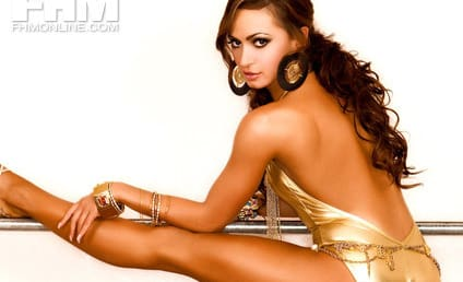 Karina Smirnoff is Okay!!!