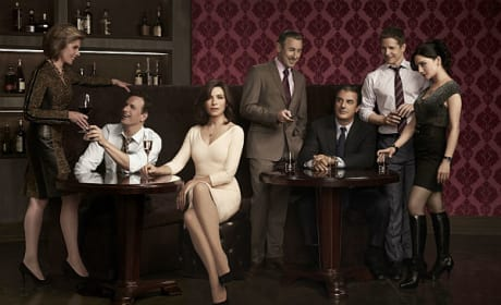 Good Wife Cast