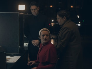 In the Hot Seat - The Handmaid's Tale