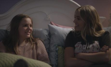 Maddie and Daphne talk - Nashville Season 5 Episode 7