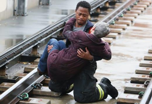 Ritter - Chicago Fire Season 9 Episode 2