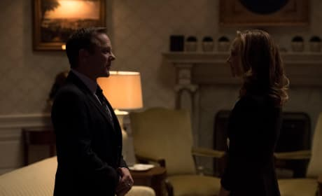 Andrea's Farewell - Designated Survivor Season 2 Episode 20