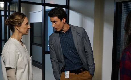 Don't Let Anyone In! - Pretty Little Liars Season 7 Episode 2
