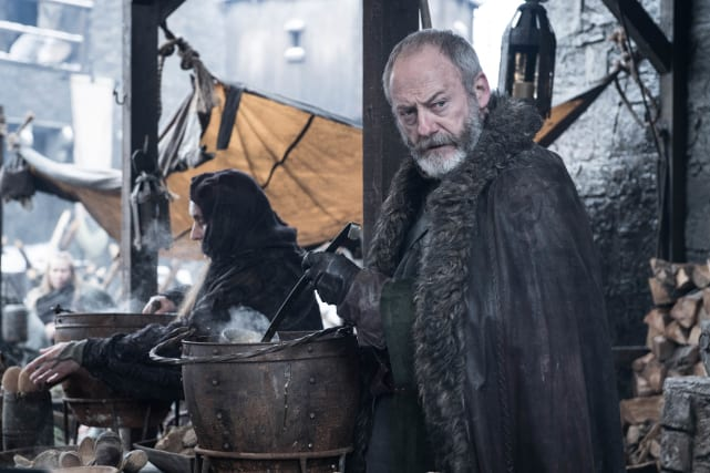 Ser Davos at Winterfell - Game of Thrones Season 8 Episode 2