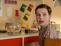 Young Sheldon Season 1 Episode 20