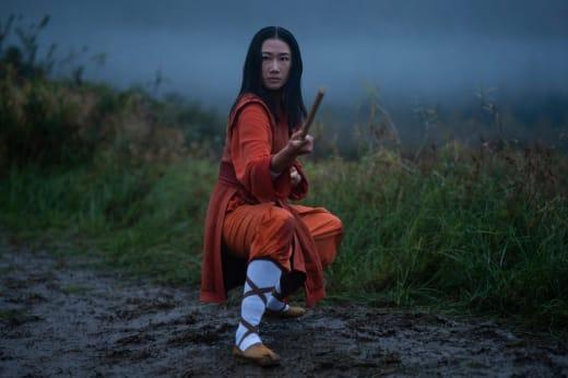 Olivia Liang on Kung Fu