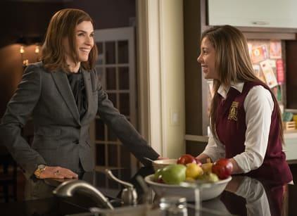 Watch The Good Wife Season 6 Episode 22 Online