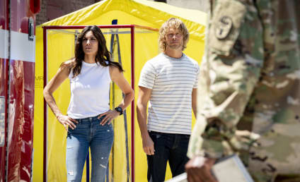 NCIS: Los Angeles Season 11 Episode 4 Review: Yellow Jack