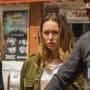 On the outside - Fear the Walking Dead Season 2 Episode 15