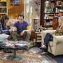Another Injury - The Big Bang Theory Season 10 Episode 9