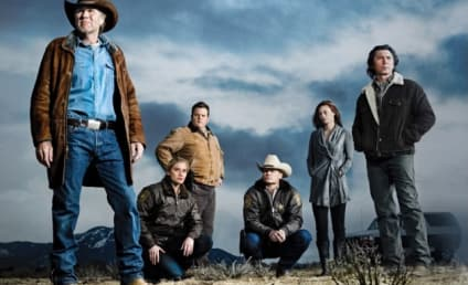 Longmire: Canceled by A&E