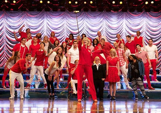 Take A Bow - Glee Season 6 Episode 13