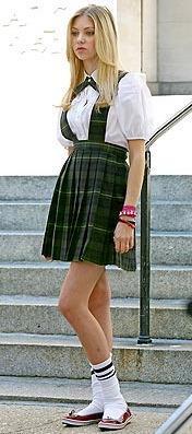 gossip girl fashion breakdown taylor momsen tv fanatic