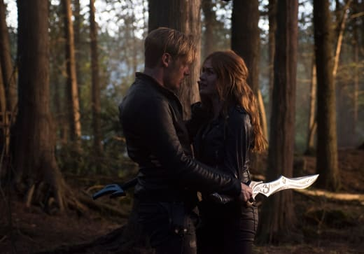 """Clace"" Reunited - Shadowhunters Season 2 Episode 20"