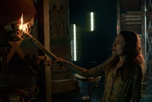 Sacrifice - American Gods Season 2 Episode 3