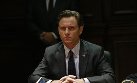 Fitz is Concerned - Scandal Season 4 Episode 8