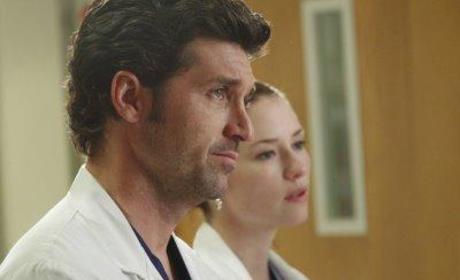 Derek, Lexie Look On