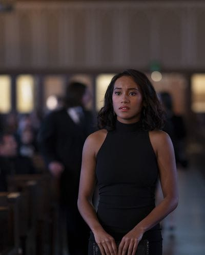 Mourning? - PLL: The Perfectionists Season 1 Episode 2