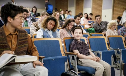 Watch Young Sheldon Online: Season 1 Episode 19