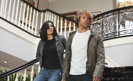 A Russian Breach - NCIS: Los Angeles