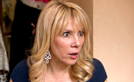 Ramona's Shocked