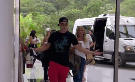 Arriving In Mexico - Vanderpump Rules