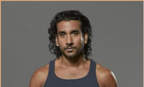 Naveen Andrews Promo Pic