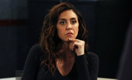 The Blacklist: Mozhan Marnò Reacts to Shocking Exit