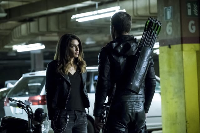 The New Canary - Arrow Season 5 Episode 11