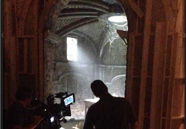 """Production Design on """"Get a Clue"""" - Castle Season 6 Episode 6"""