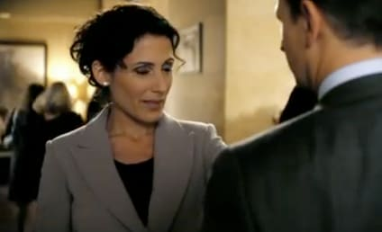 Lisa Edelstein on The Good Wife: First Look!