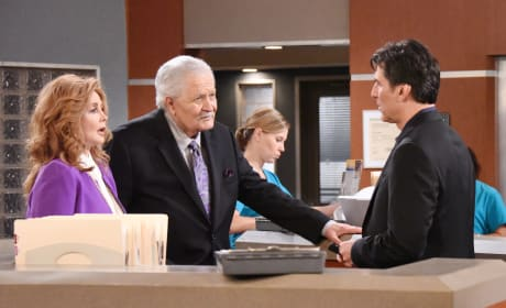 Holly's Grandmother - Days of Our Lives