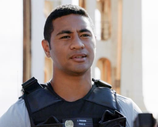New Officer - Hawaii Five-0 Season 8 Episode 12