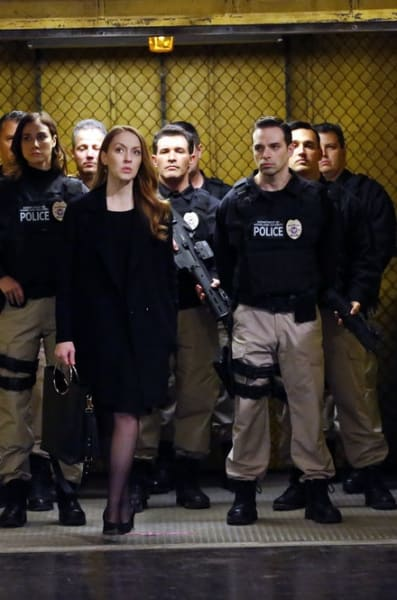 Busting Chops - The Blacklist Season 6 Episode 21