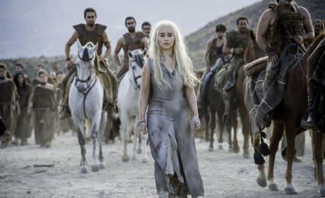 Still Walking - Game of Thrones Season 6 Episode 3
