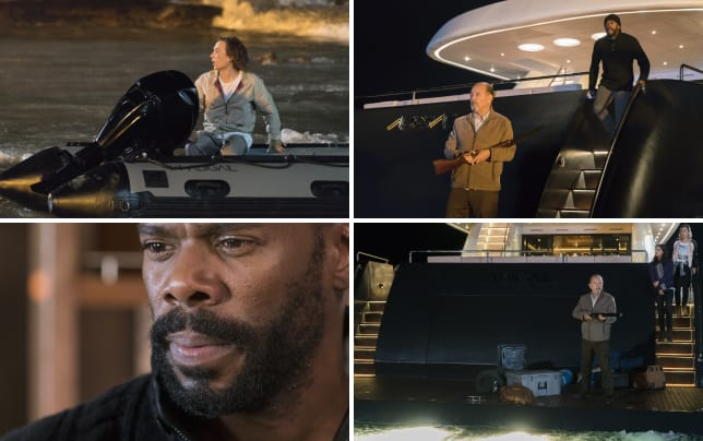 Rescuing the beachers fear the walking dead s2e1