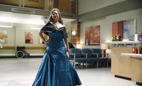Debbie Allen on Grey's Anatomy