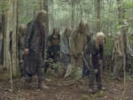 The Whisperers Return - The Walking Dead