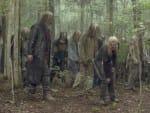 The Whisperers Return - The Walking Dead