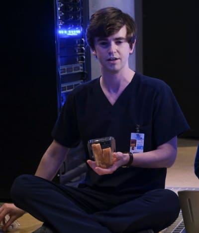 Trying to Help - The Good Doctor Season 4 Episode 10