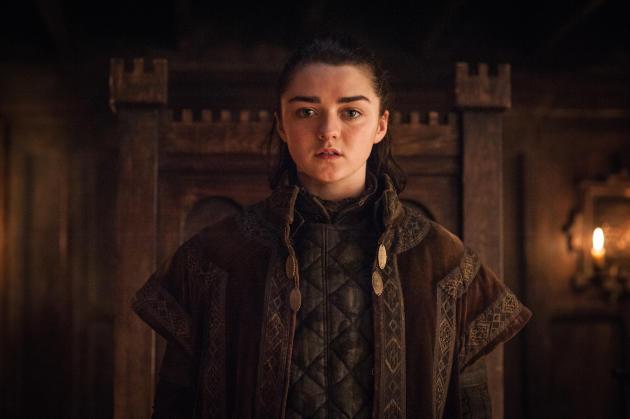 Arya Surprises - Game of Thrones Season 7 Episode 1