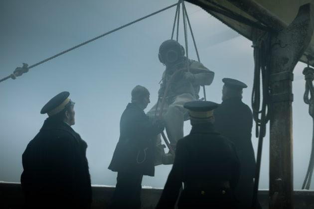 Deep Sea Diving - The Terror Season 1 Episode 2