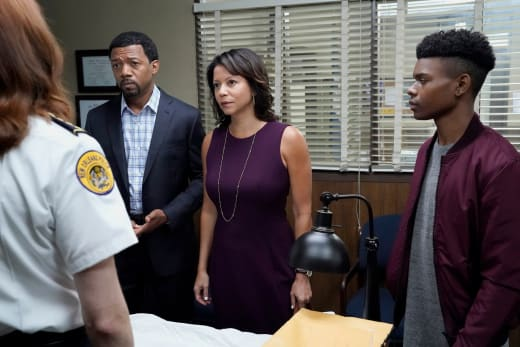 Protective Parents - Cloak and Dagger Season 1 Episode 9