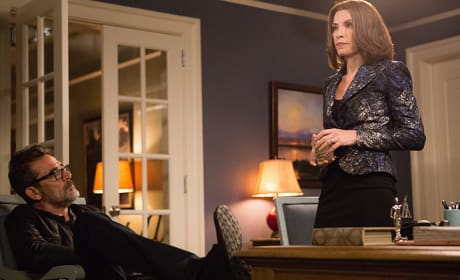 A Questionable Relationship - The Good Wife