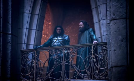Balcony Talk - Emerald City Season 1 Episode 7