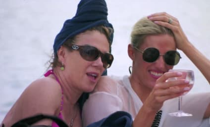 The Real Housewives of New York City Season 7 Episode 13 Review: Sonja Island